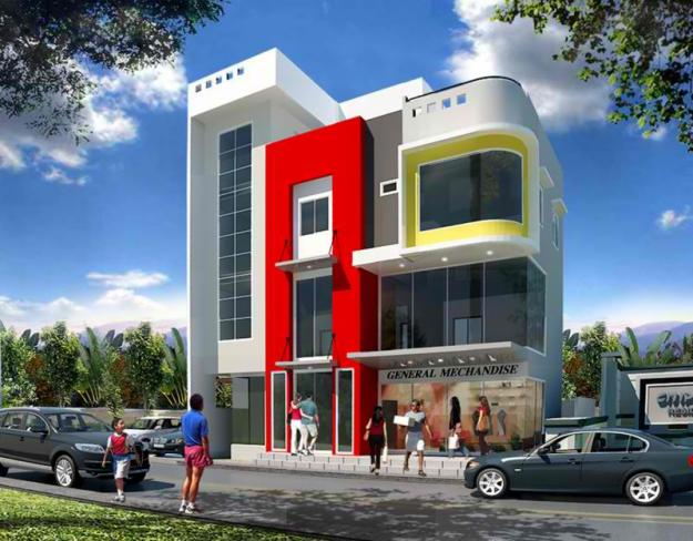 Real Estate Land Flats Property For Sale Commercial