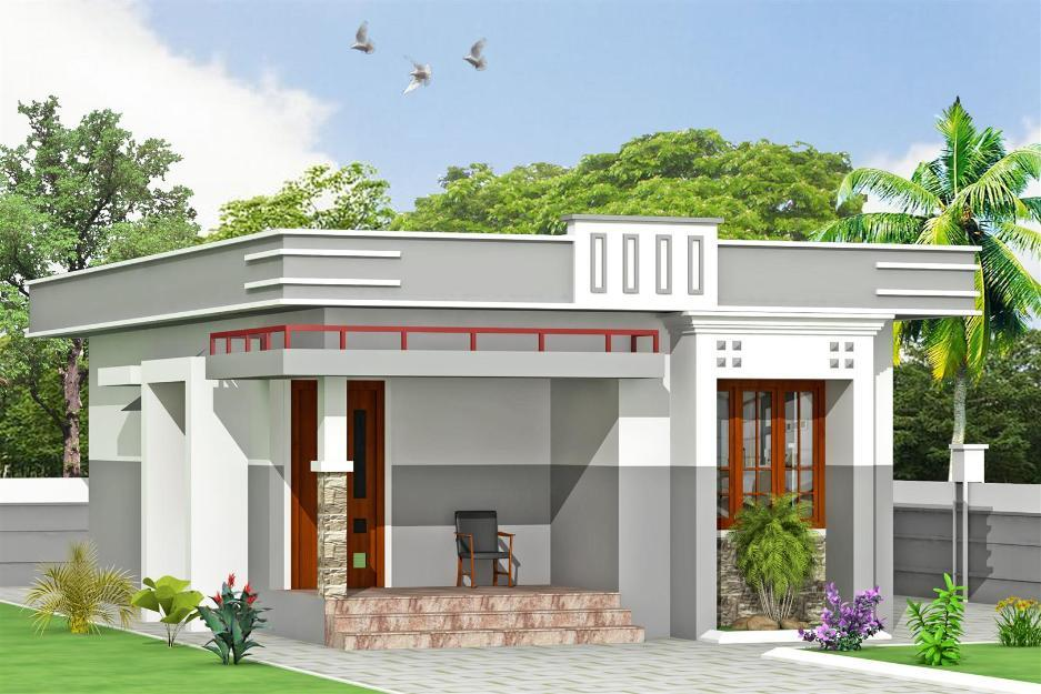 25 delightful low budget house plan home plans for Low budget home plans