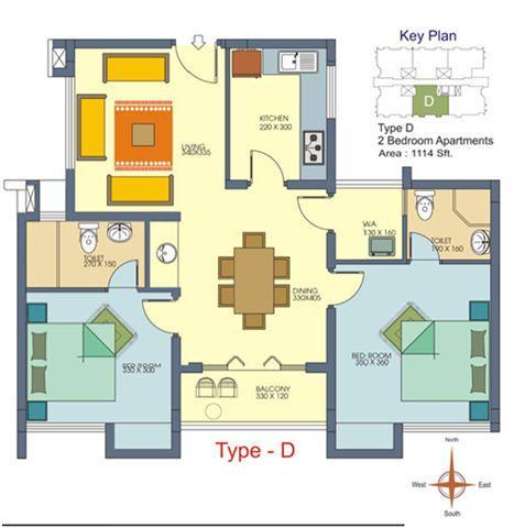 House as per vastu plan house plans for Apartment plans as per vastu